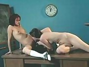 Lovely lesbian angels making hot sex